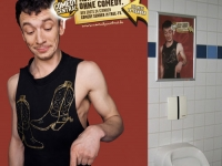 Comedy Central Toilet | Promotie Comedy Central | Geen minuut zonder comedy