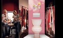 nokia reclame op toilet
